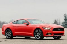 2015 Ford Mustang First Official Photos