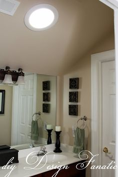 Bring natural light to a dark area of your home with a Solatube