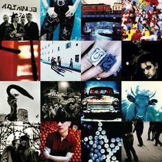 """""""Achtung Baby"""" ***  U2 ***  December 7, 1991"""