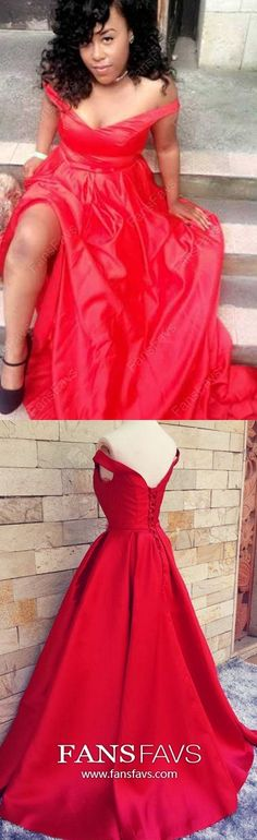 Red Formal Dresses Long, Modest Prom Dresses for Teens, Elegant Military Ball Dresses Off-the-shoulder, Classy Pageant Graduation Party Dresses Satin Spring Formal Dresses, Modest Formal Dresses, Formal Dresses Online, Vintage Formal Dresses, Formal Dresses For Teens, Formal Dresses For Weddings, A Line Prom Dresses, Trendy Dresses, Sexy Dresses