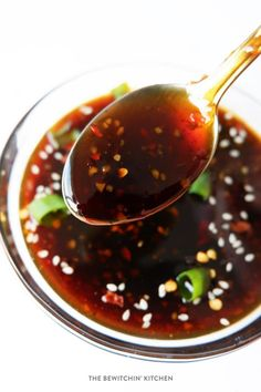 This gluten free Korean BBQ Sauce recipe is so simple to throw together. Delicious on grilled chicken, steak, and makes a yummy vegetarian stir fry.