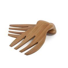 Servidores de ensalada Classic Hands de Core Bamboo en www.achica.es