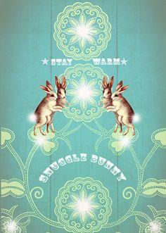 Snuggle Bunny's by Anahata Katkin / PAPAYA Inc., via Flickr