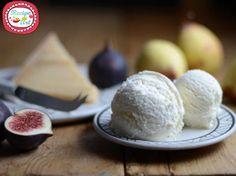 Gelato al parmigiano - Parmesan Icecream