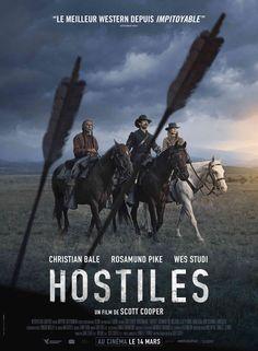 #Hostiles avec #ChristianBale - Au cinéma le 14 Mars 2018