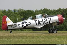 North American AT-6C Harvard IIA
