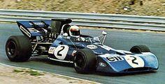 Jackie Stewart - Tyrrell 003 (Ford) - 1971