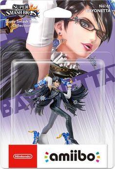 Amiibo Bayonetta N. 61 - Acheter vendre sur Référence Gaming