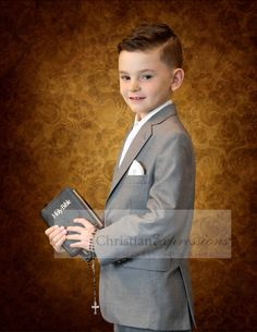 We had a great time photographing so many adorable boys and girls for their first communion portraits. The session is free with any christening or first communion outift purchased at Christian Expressions. We also offer free selected photos that may be shared with family and friends for personal use (some restrictions apply) Visit our website www.christianportraits.com or stop by our Cranston, RI store