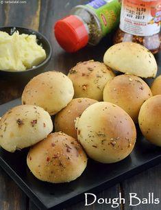 Dough Balls, Homemade Dough Balls