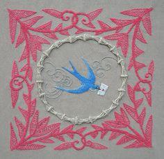 Bluebird Design by Robyne Melia is Bobby La, via Flickr