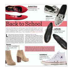 """Back to School: Shoes Tips"" by federica-m ❤ liked on Polyvore"