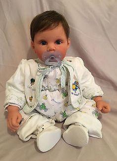 "Lee Middleton Doll ""Isn't It Fun"" by Reva Schick NEW Cute boy doll original box"