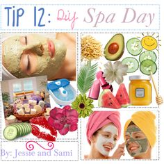 Tip 12: do it yourself spa day