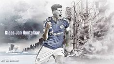 Klaas-Jan Huntelaar Wallpaper HD - http://footywallpapershd.com/klaas-jan-huntelaar-wallpaper-hd/