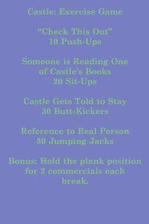 Castle Workout
