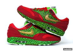 Nike Air Max 1!!! @AlabamaBYRD @Pinterest #Pinterest #ff #Swag #Word #Alabama #Shoals #UNA See Photo on my #FB Wall CLICK HERE --->