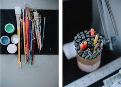 Urban Outfitters - Blog - UO Studio Visits: Trek Matthews