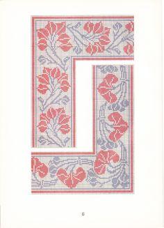 Gallery.ru / Фото #5 - Антология вышивки. Узоры для вышивки крестом - belo4ka-ta