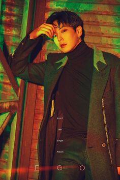 """B.A.P 8th single album [EGO] Teaser Image - HIM CHAN """