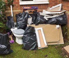 Rubbish Collection E 14