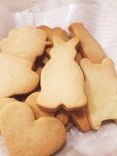 簡単*米粉クッキー*型抜きしやすい♪ by MochiSora 【クックパッド】 簡単おいしいみんなのレシピが331万品