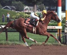 Mom's Command. Won the Filly Triple Crown in 1985