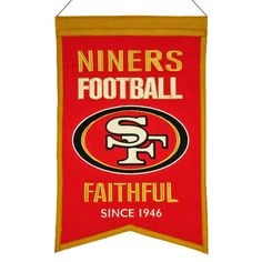 San Francisco 49ers Franchise Banner