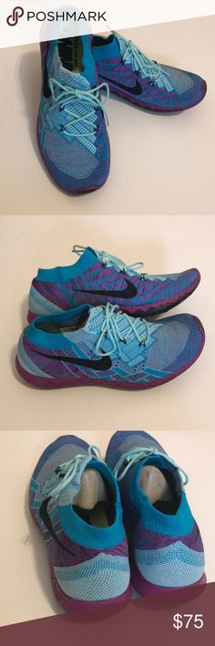 Nike Free 3.0 Flyknit Minimal design running shoes with just enough  cushioning for a comfortable ride
