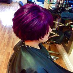 Goldwell elumen violet and pink mix. @raritycarlisle