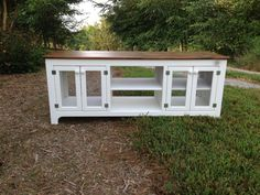 Rustic tv stand, Media Console, Sideboard, Center, TV Console, Rustic TV Stand on Etsy, $1,499.00