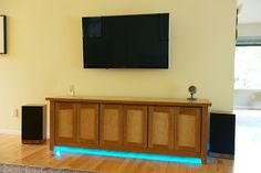 Picture of iPhone-Controlled Entertainment Center