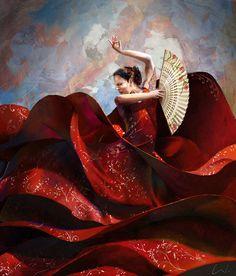 """""""red sea"""" by tatitati.deviantart.com on #deviantART"""