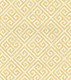 Waverly Home Decor Print Fabric- Color Field Charcoal