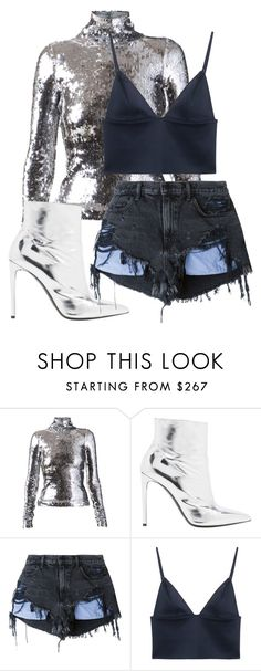 """""""Untitled #79"""" by be-marta ❤ liked on Polyvore featuring Atto, Balenciaga, Alexander Wang and T By Alexander Wang"""