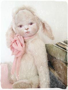 """Heute möchte ich Dir meine kleine COCO vorstellen. COCO ist eine sogenannte """"Teddy Doll"""" und entstand nach einer Inspiration durch das  DEFA-Märche..."""