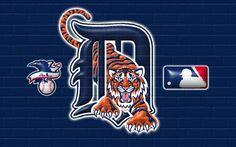 Detroit Tigers Logo Wallpaper