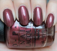 OPI I Knead Sour-Dough (From the San Francisco Collection out in August - Click through for an in-depth review and more swatches!)