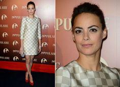 Looks quadriculados da coleção de verão 2013 da Louis Vuitton surgem no red carpet como favoritos   Chic - Gloria Kalil: Moda, Beleza, Cultura e Comportamento