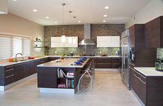 Magika by Pedini - 1st Place Design Award Winner - modern - kitchen - newark - Pedini Kitchens