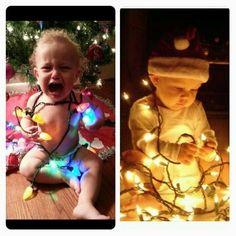 babies lights