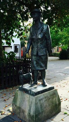 Dorothy. L. Sayers  Witham Essex.....