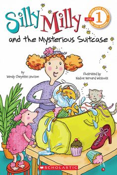 Schol Rdr Lvl 1: Silly Milly and the Mysterious Suitcase (eBook) #Read11Books