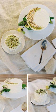 Beautiful cake decoration - enjoy cupcakes