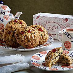 Yorkshire Fat Rascals (Box of 4) | Bettys Online