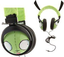 Do this to green headphones.
