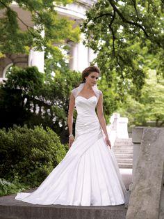Style No. 113223 » David Tutera for Mon Cheri»wedding dresses 2013 and bridal gowns 2014