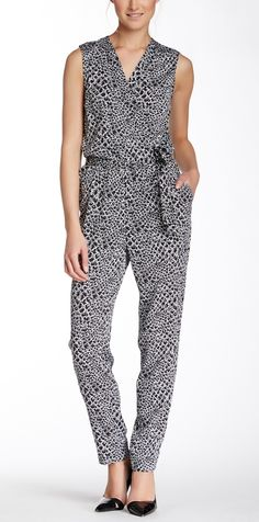 Love this DVF Jumpsuit.