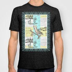Tropical Dream Cockatoo T-shirt