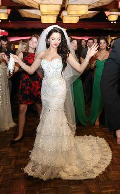 Pnina Tornai '4143' size 0 used wedding dress - Nearly Newlywed